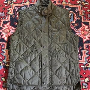 J. Crew nylon Sussex vest